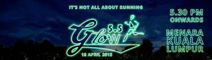 Glow Run 5.5K 2015