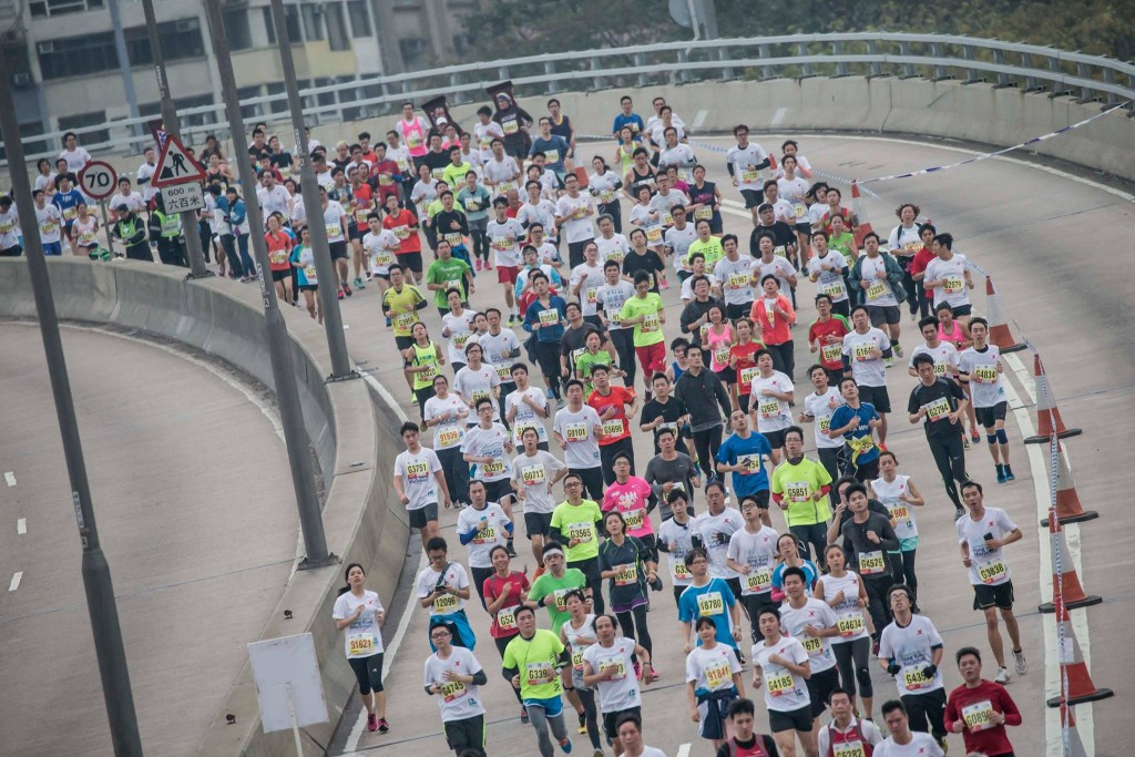 hk marathon 2015 review