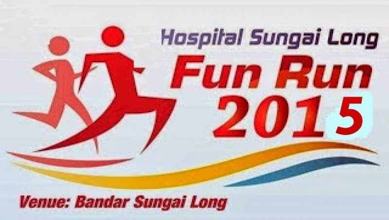 Hospital Sungai Long Fun Run 2015