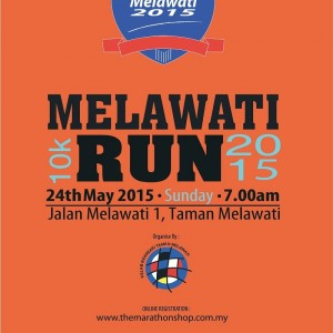 Melawati 10K Run 2015