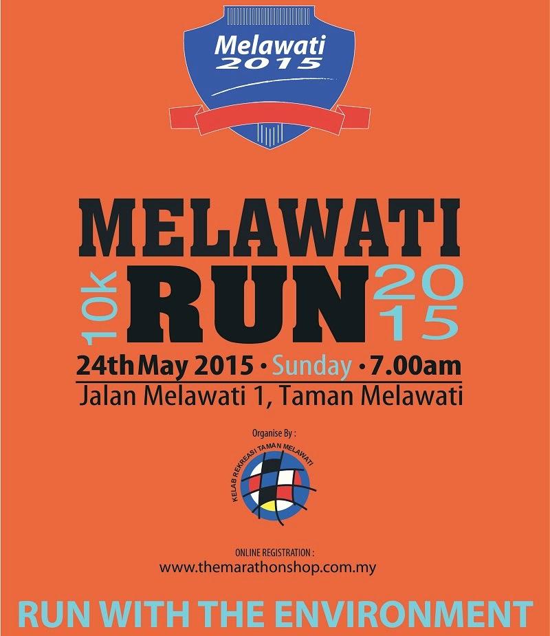 Melawati 10K Run 2015