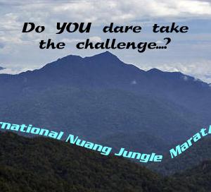 International Nuang Jungle Marathon