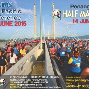 Compressport Penang Bridge Half Marathon 2015