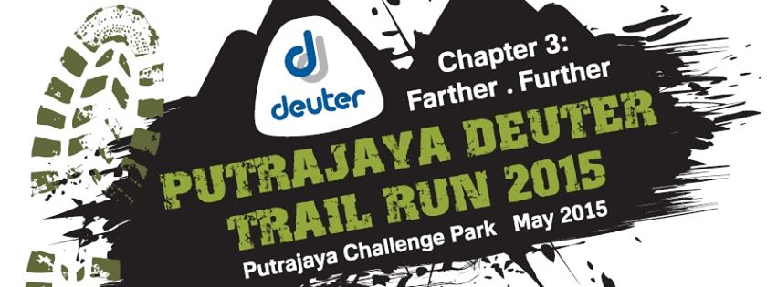 Putrajaya Deuter Trail Run 2015