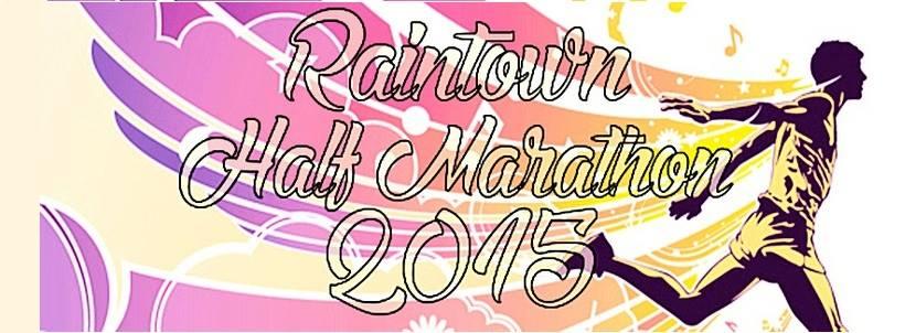 Raintown Half Marathon 2015