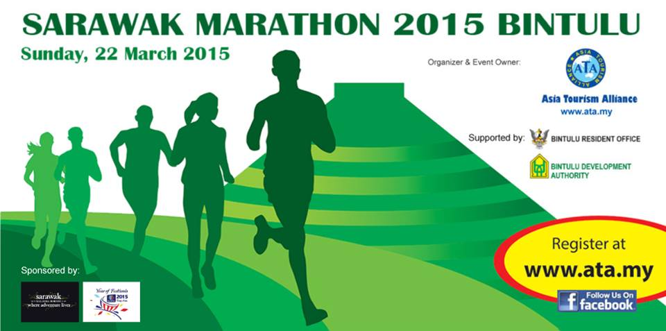 Sarawak Marathon 2015