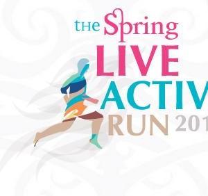 The Spring Live Active Run 2015