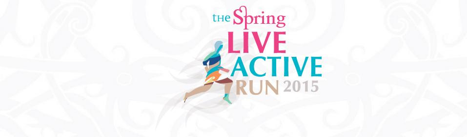The Spring Live Active Run 2015