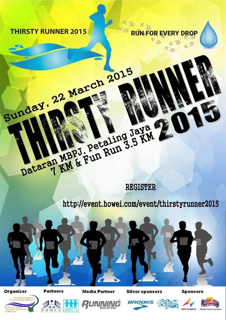 Thirsty Runner 2015