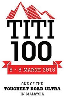 TiTi100 Road Ultra Marathon 2015
