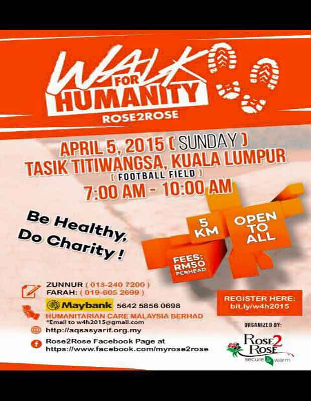 Walk For Humanity 2015