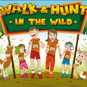 Walk and Hunt In the Wild 2015
