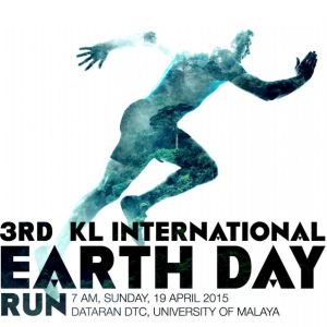 3rd KL International Earth Day Run 2015