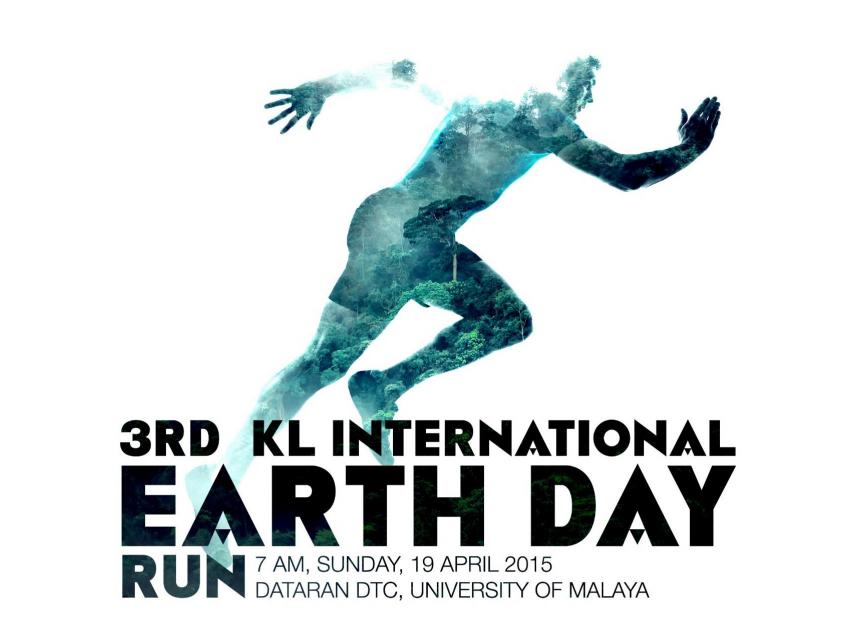 3rd KL International Earth Day Run 2015
