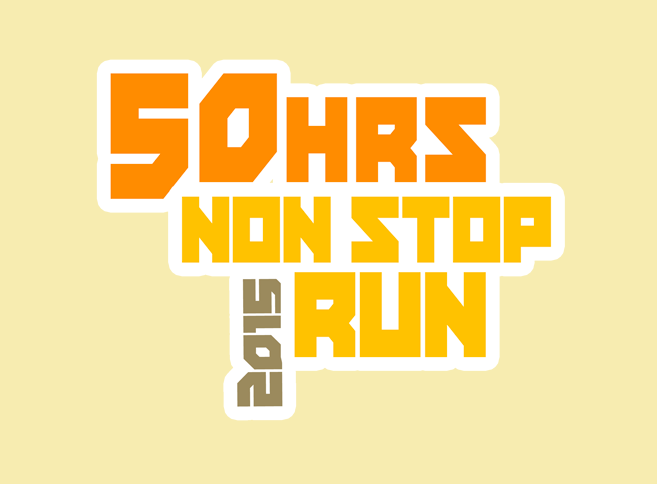 50 Hours Non Stop Run 2015