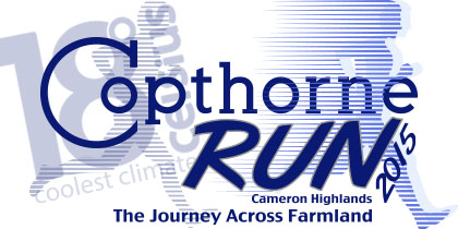 "Copthorne Cameron ""The Journey Across Farmland"" Run 2015"