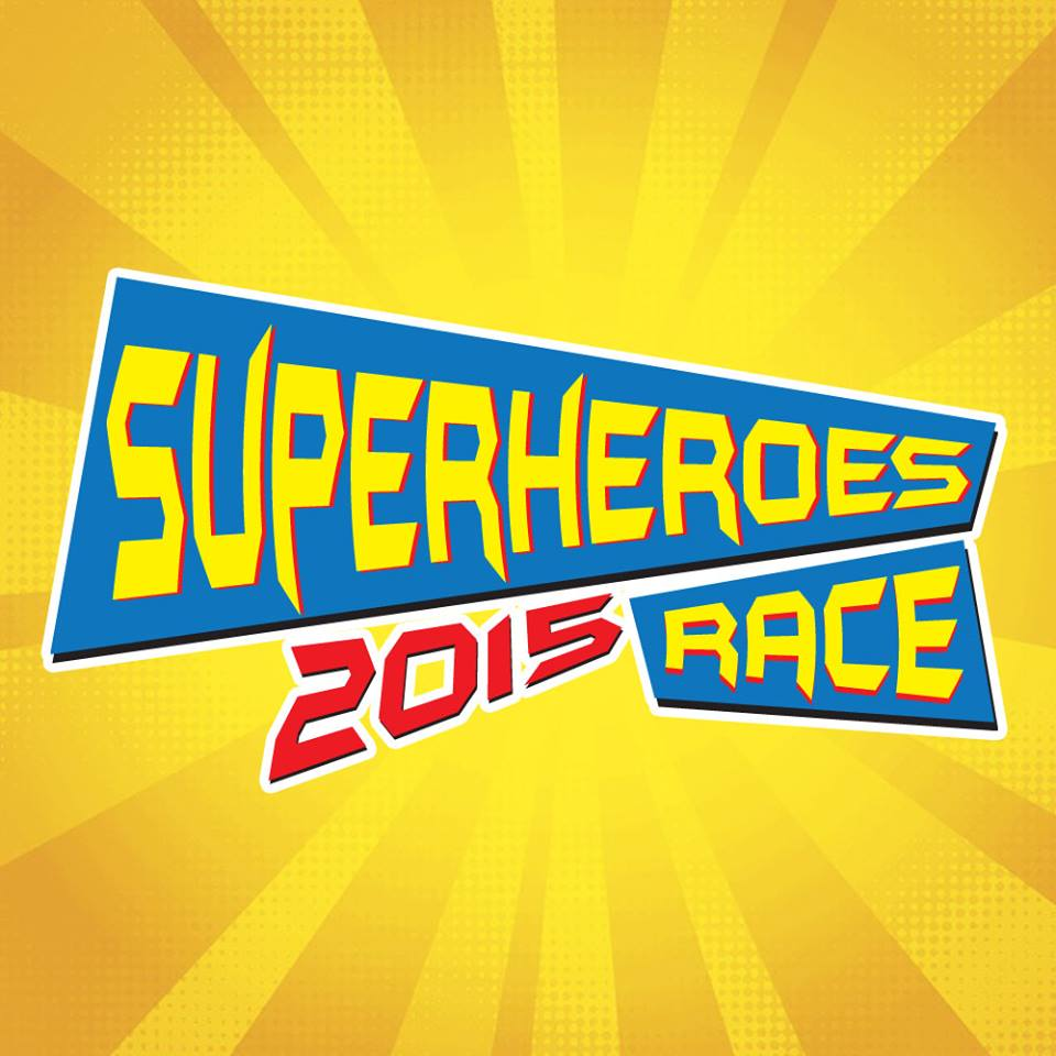 Superheroes Race 2015