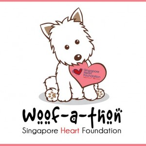 Woof-a-thon 2015 by Singapore Heart Foundation