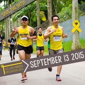 Yellow Ribbon Prison Run 2015