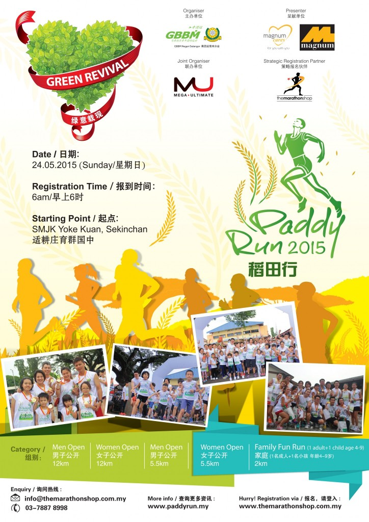 Paddy Run 2015