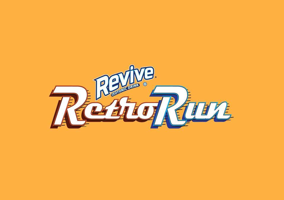 Revive Retro Run Malaysia 2015
