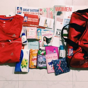 Great Eastern Womens Run Singapore 2015