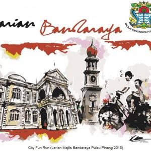 Larian Majlis Bandaraya Pulau Pinang 2015