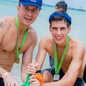 Your Next Challenge: A Triathlon