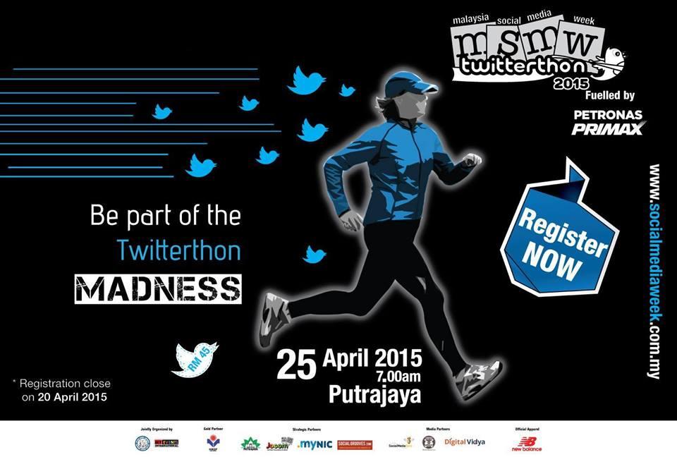 MSMW Twitterthon 2015