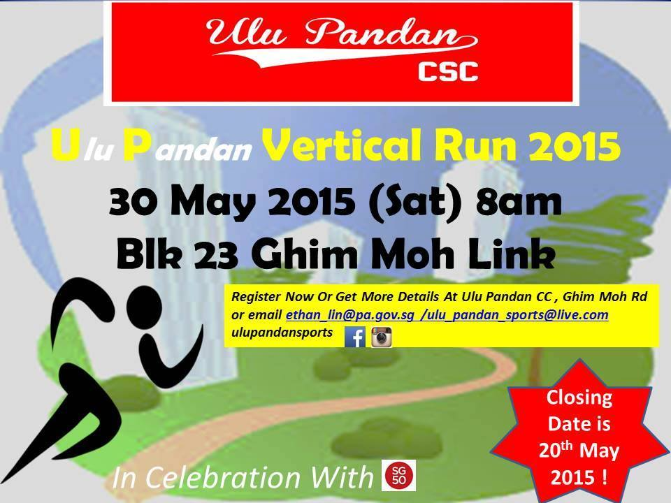 Ulu Pandan Vertical Run 2015