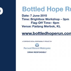 Bottled Hope Run 2015