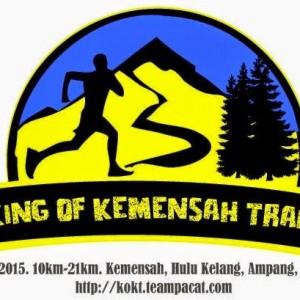 King Of Kemensah Trail Run 2015