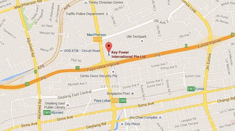 kpi map