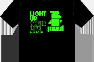 Light Up Your Life Run 2015