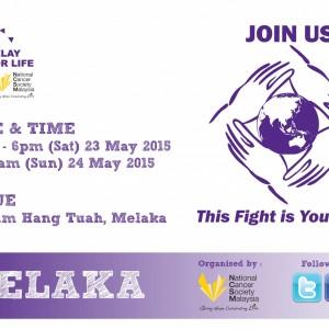 Relay for Life 2015 Melaka