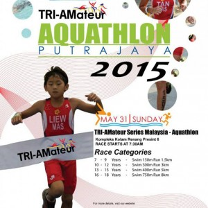 TRI-AMateur Aquathlon Putrajaya 2015
