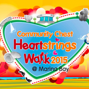 Community Chest Heartstrings Walk 2015