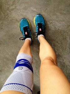 Bauerfeind knee brace