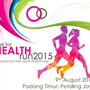 One for Health Run 2015