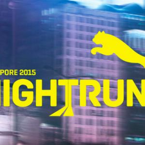 PUMA Night Run 2015