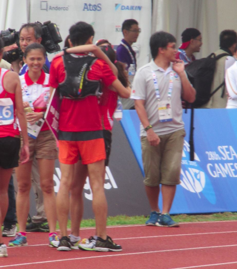 sea games marathoners