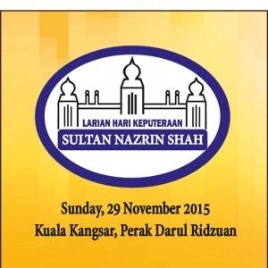 Larian Hari Keputeraan Sultan Nazrin Shah (LHKSNS) 2015