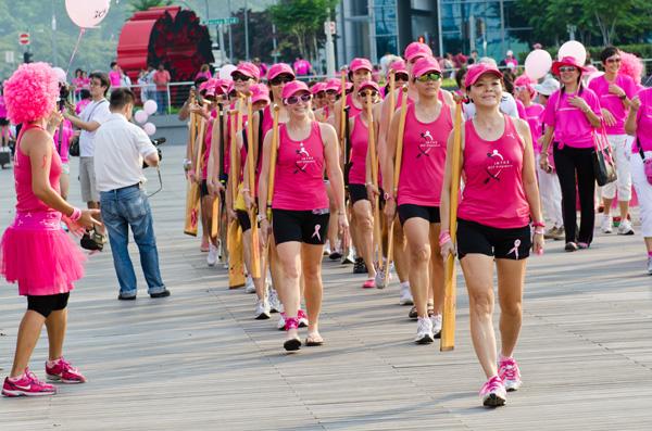 Image credit: Pink Ribbon Walk