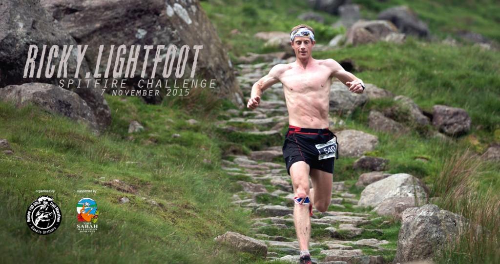 Borneo Ricky Lightfoot Challenge 2015