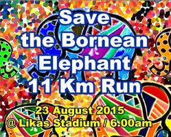 Save the Bornean Elephant Charity Run 2015
