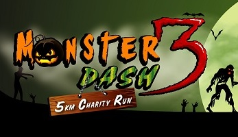 Monster Dash Charity Run 3.0