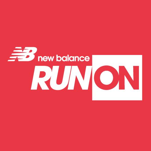 new balance running logo
