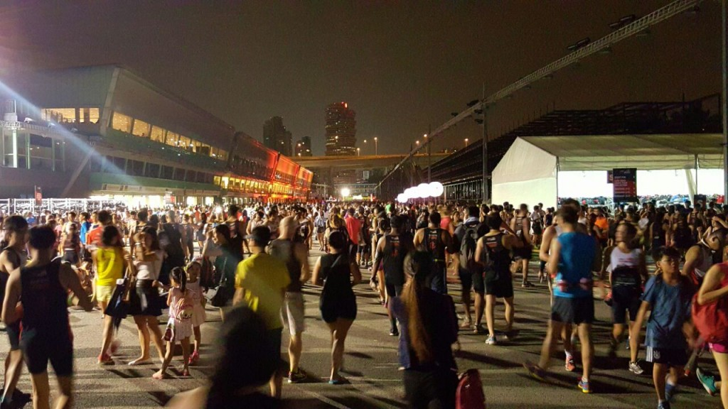 sundown marathon 2015 race village