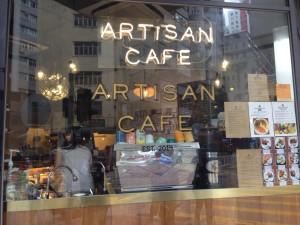 Artisan Cafes all around Tin Hau area