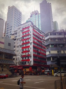 The heart of Tin Hau